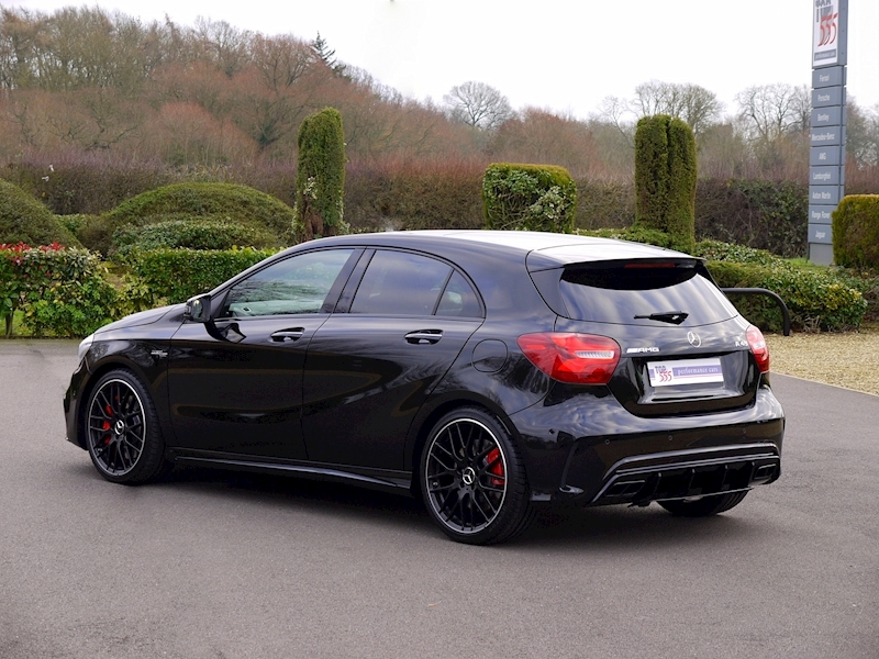 Mercedes-Benz AMG A45 4MATIC - Large 35