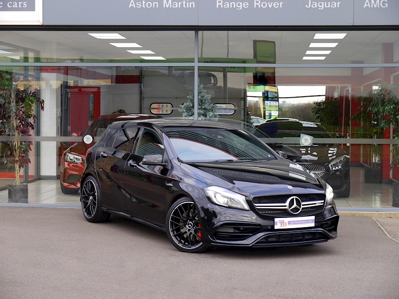 Mercedes-Benz AMG A45 4MATIC - Large 36