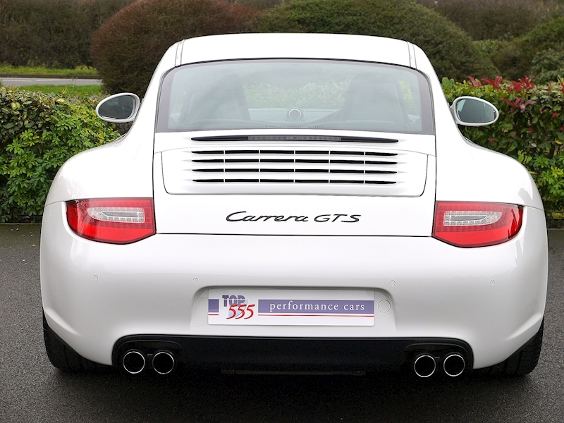 Porsche 911 Carrera (997.2) GTS 3.8 Manual - Large 9