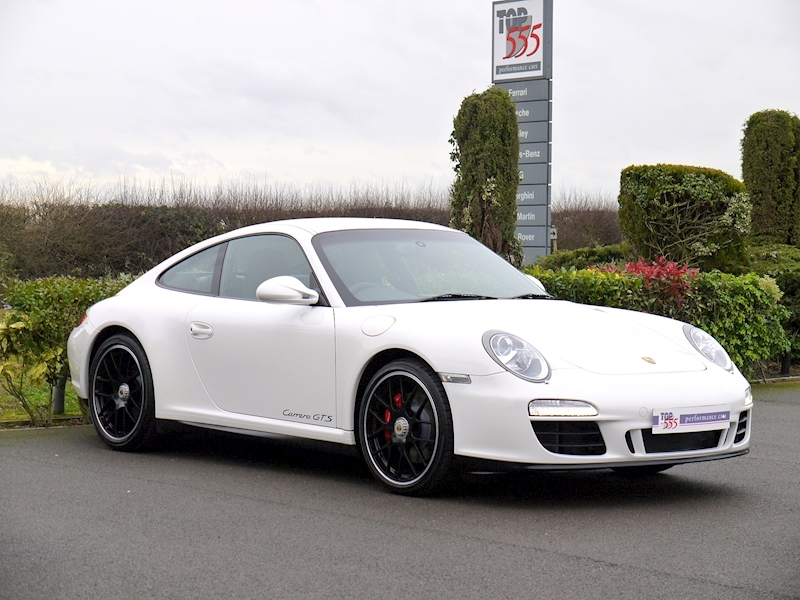Porsche 911 Carrera (997.2) GTS 3.8 Manual - Large 17