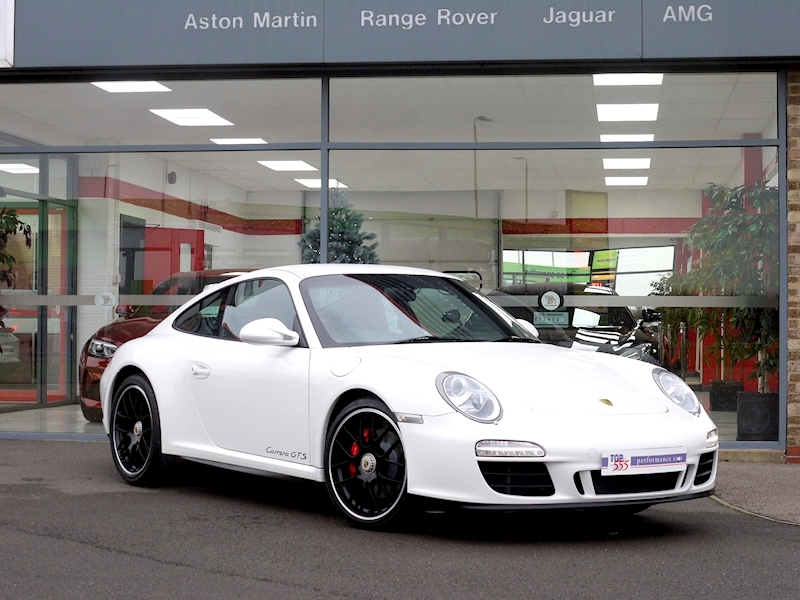 Porsche 911 Carrera (997.2) GTS 3.8 Manual - Large 30