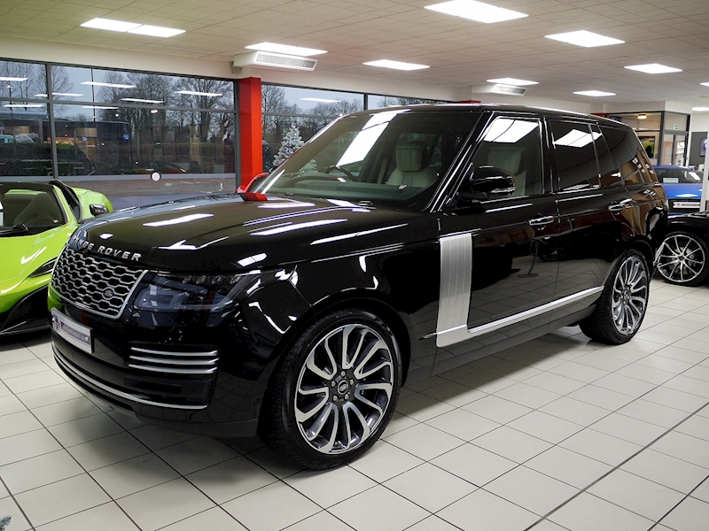 Land Rover Range Rover 4.4 SDV8 Autobiography - New 2018 Model - Large 0