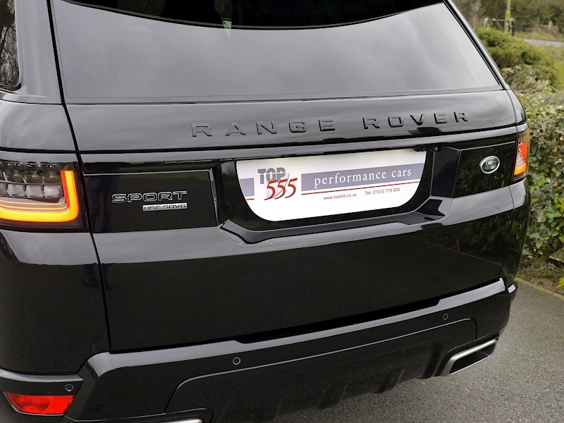 Land Rover Range Rover Sport 3.0 SDV6 HSE Dynamic - Black Pack - Large 6
