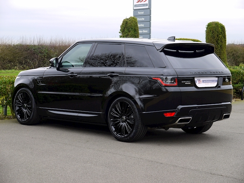 Land Rover Range Rover Sport 3.0 SDV6 HSE Dynamic - Black Pack - Large 7