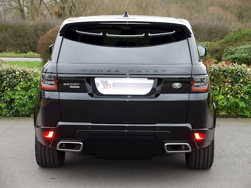 Land Rover Range Rover Sport 3.0 SDV6 HSE Dynamic - Black Pack - Large 8