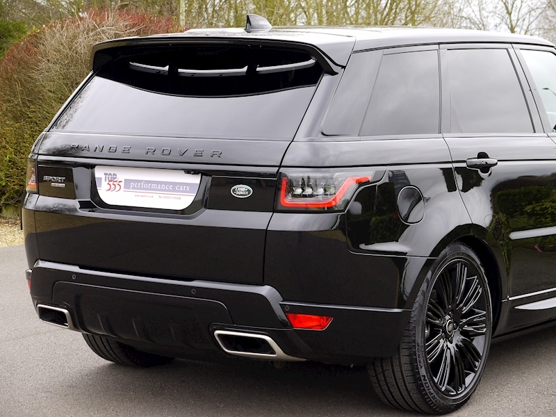 Land Rover Range Rover Sport 3.0 SDV6 HSE Dynamic - Black Pack - Large 9
