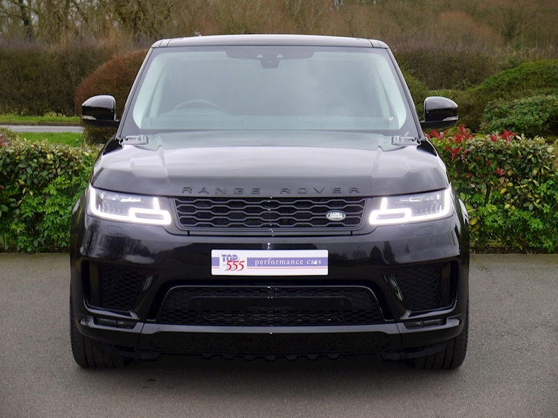 Land Rover Range Rover Sport 3.0 SDV6 HSE Dynamic - Black Pack - Large 16