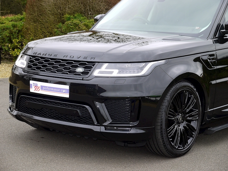 Land Rover Range Rover Sport 3.0 SDV6 HSE Dynamic - Black Pack - Large 17