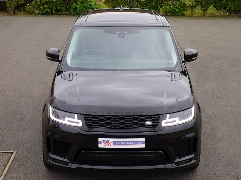 Land Rover Range Rover Sport 3.0 SDV6 HSE Dynamic - Black Pack - Large 20
