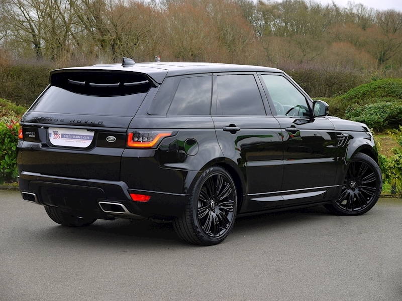 Land Rover Range Rover Sport 3.0 SDV6 HSE Dynamic - Black Pack - Large 22