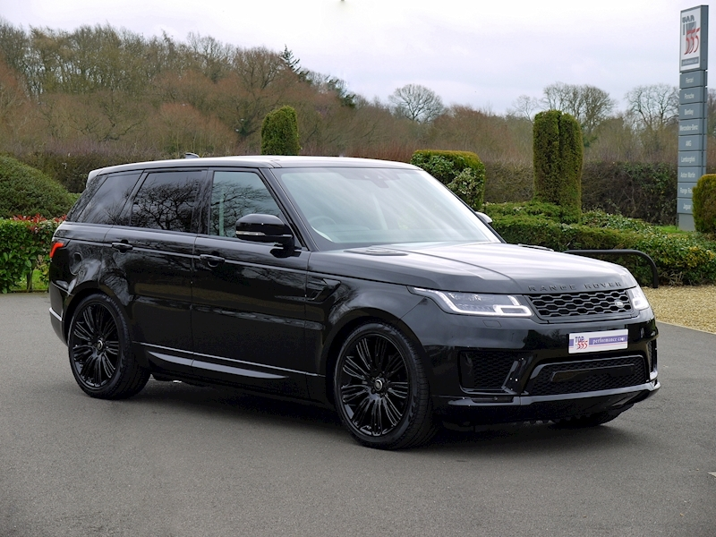 Land Rover Range Rover Sport 3.0 SDV6 HSE Dynamic - Black Pack - Large 26