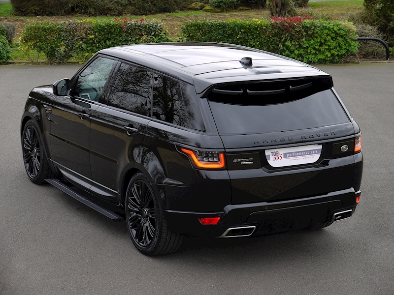 Land Rover Range Rover Sport 3.0 SDV6 HSE Dynamic - Black Pack - Large 27