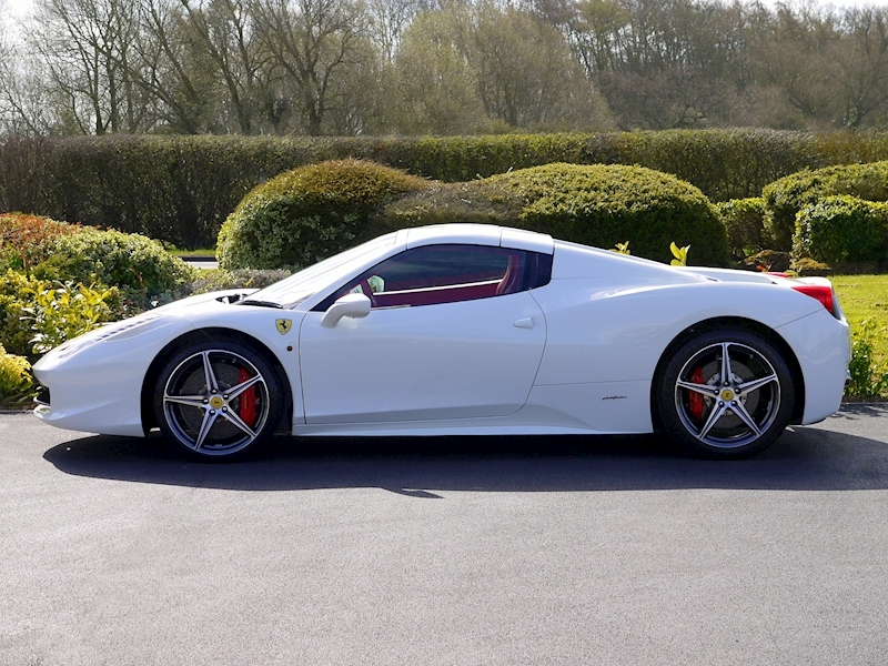 Ferrari 458 Spider - Large 2