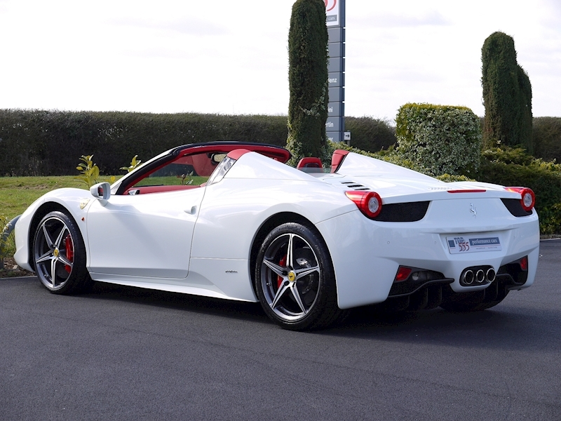 Ferrari 458 Spider - Large 6