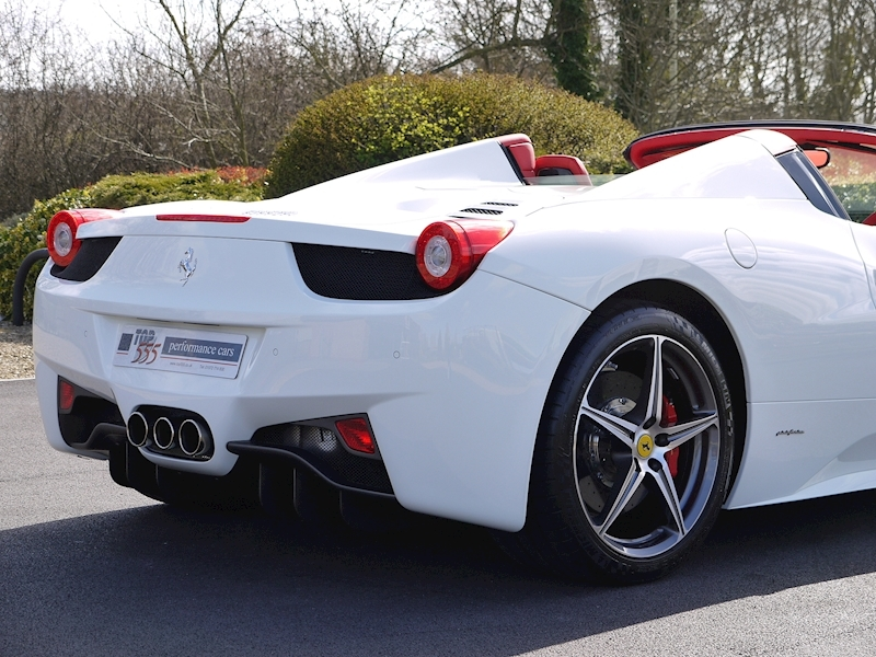 Ferrari 458 Spider - Large 9