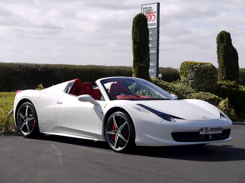 Ferrari 458 Spider - Large 11