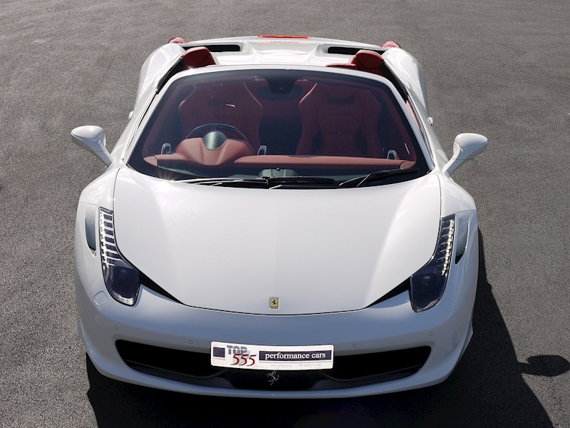 Ferrari 458 Spider - Large 12
