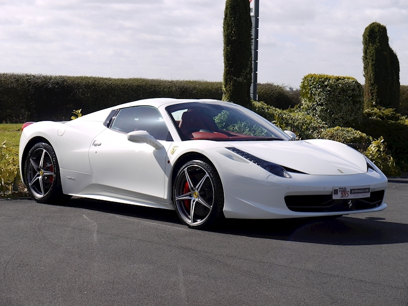 Ferrari 458 Spider - Large 17