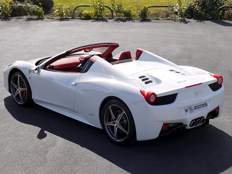 Ferrari 458 Spider - Large 18