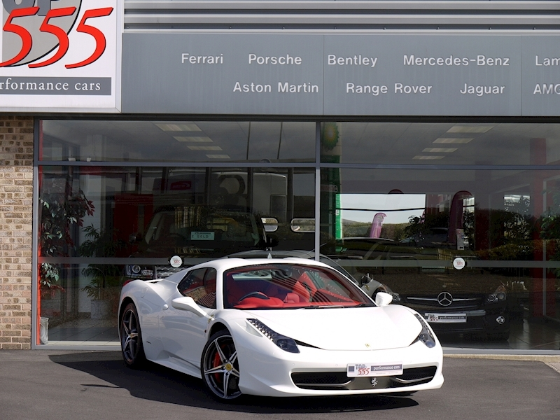 Ferrari 458 Spider - Large 19