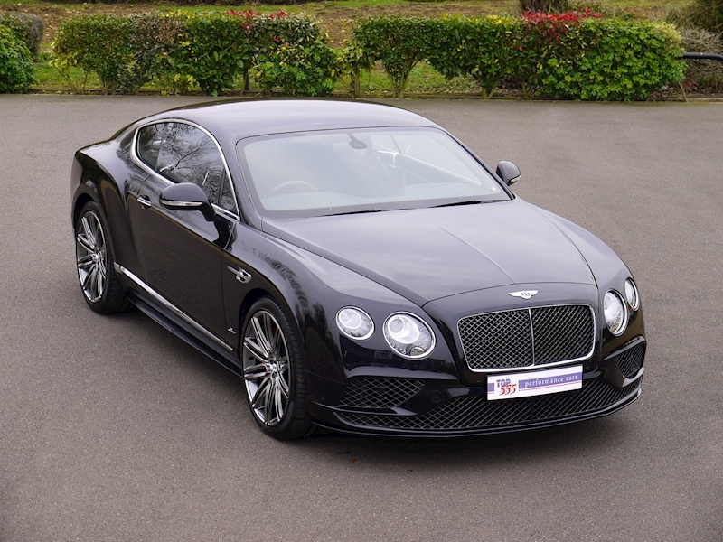 Bentley Continental GT 'Speed' 6.0 W12 - Large 0
