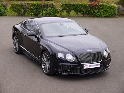 Bentley Continental GT 'Speed' 6.0 W12