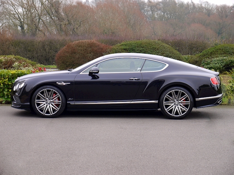 Bentley Continental GT 'Speed' 6.0 W12 - Large 3