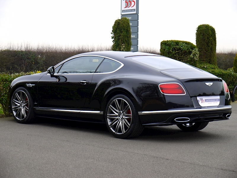 Bentley Continental GT 'Speed' 6.0 W12 - Large 10