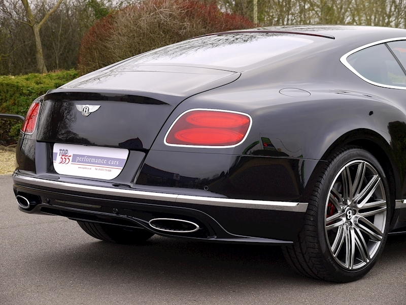 Bentley Continental GT 'Speed' 6.0 W12 - Large 12