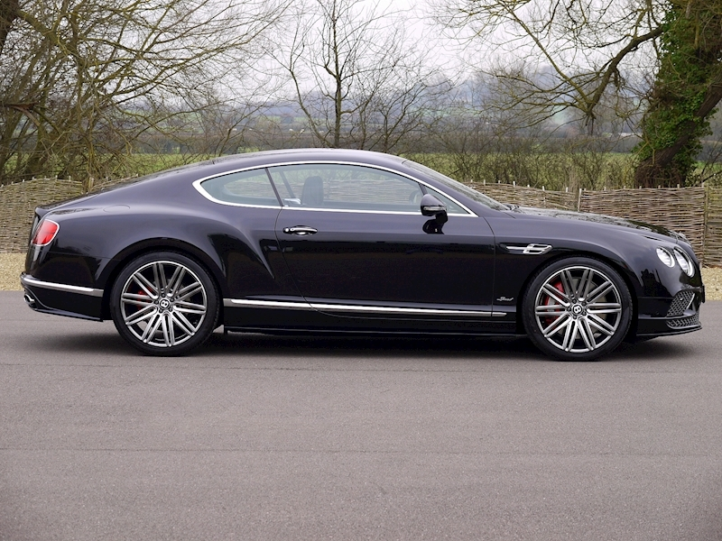 Bentley Continental GT 'Speed' 6.0 W12 - Large 13