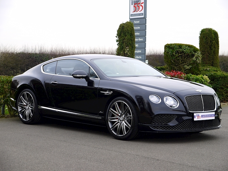 Bentley Continental GT 'Speed' 6.0 W12 - Large 18