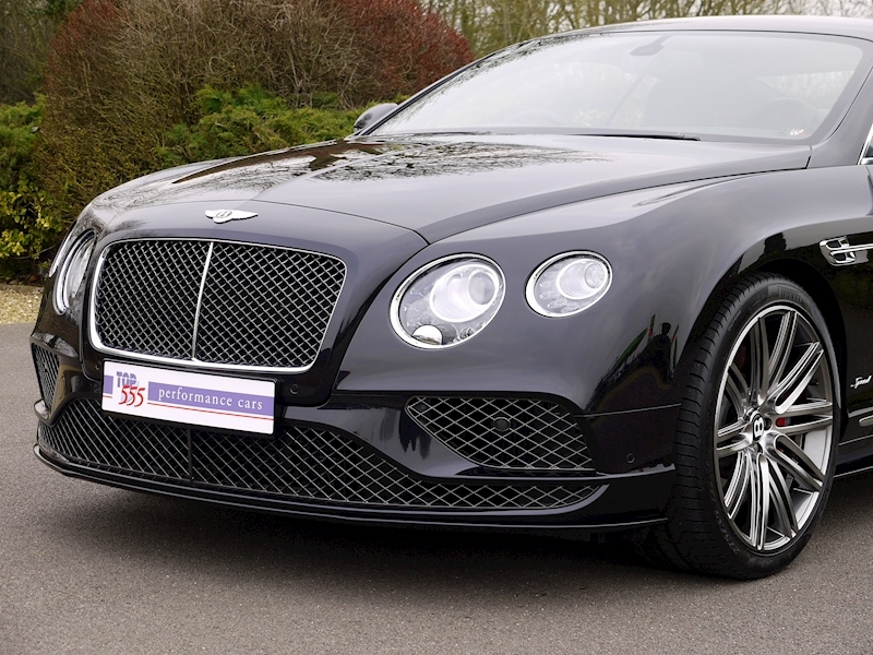 Bentley Continental GT 'Speed' 6.0 W12 - Large 20