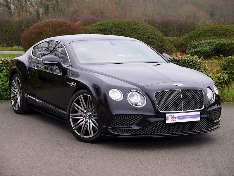 Bentley Continental GT 'Speed' 6.0 W12 - Large 24