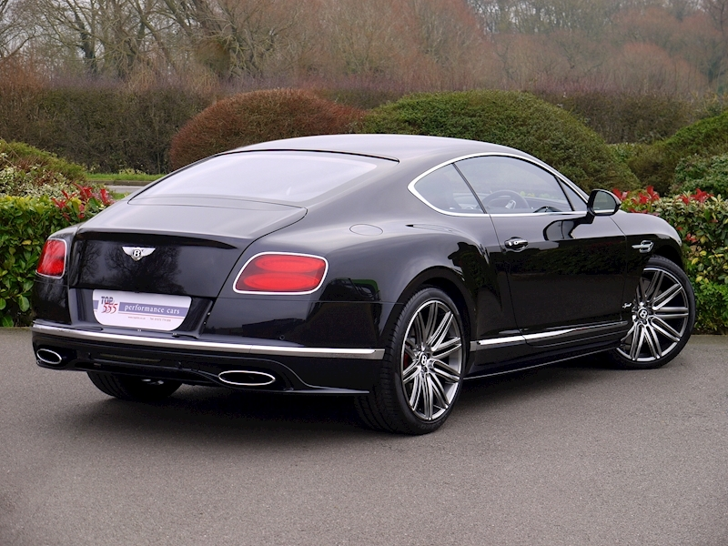 Bentley Continental GT 'Speed' 6.0 W12 - Large 27