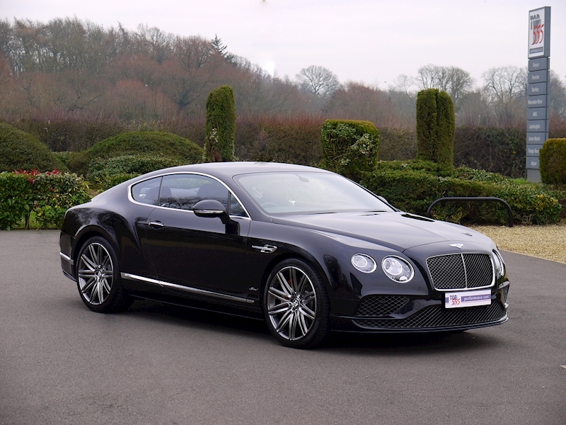 Bentley Continental GT 'Speed' 6.0 W12 - Large 32