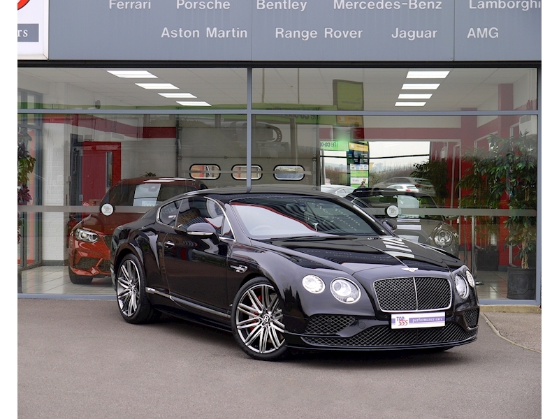 Bentley Continental GT 'Speed' 6.0 W12 - Large 35