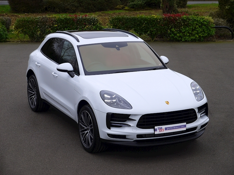 Porsche Macan 2.0 PDK - New Model - Large 0