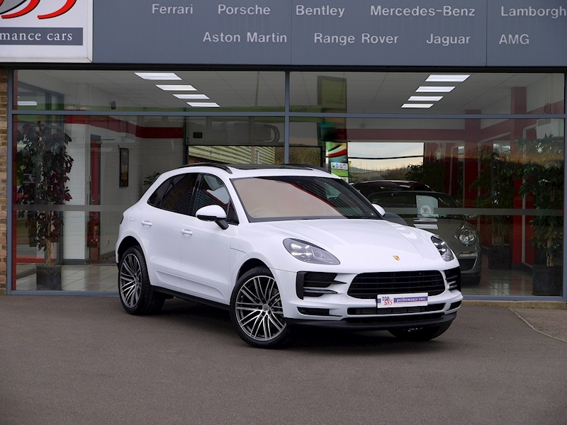 Porsche Macan 2.0 PDK - New Model - Large 34
