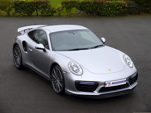 Porsche 911 (991.2) Turbo 3.8 Coupe PDK