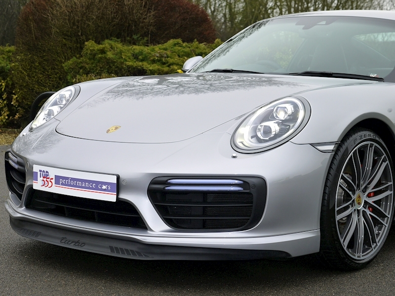 Porsche 911 (991.2) Turbo 3.8 Coupe PDK - Large 17