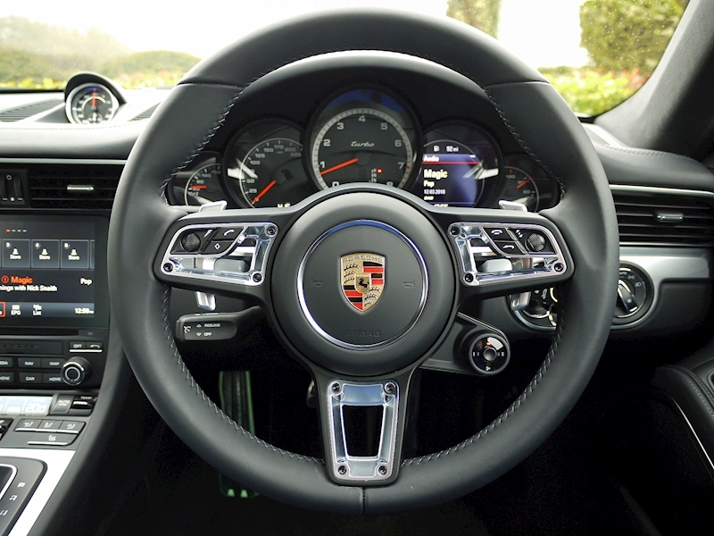 Porsche 911 (991.2) Turbo 3.8 Coupe PDK - Large 21