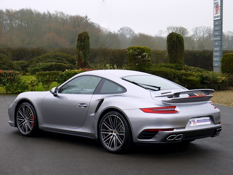 Porsche 911 (991.2) Turbo 3.8 Coupe PDK - Large 26