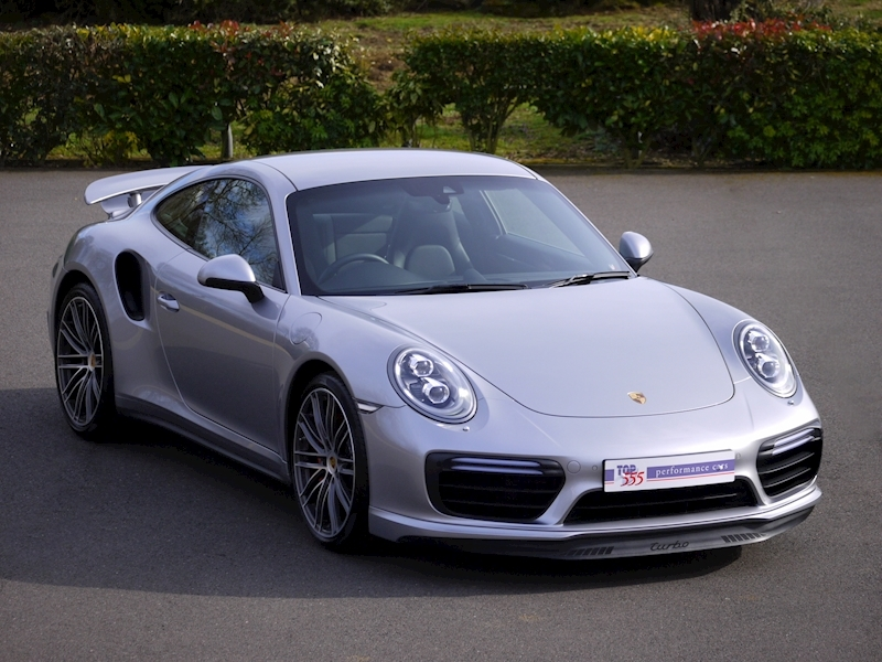 Porsche 911 (991.2) Turbo 3.8 Coupe PDK - Large 0