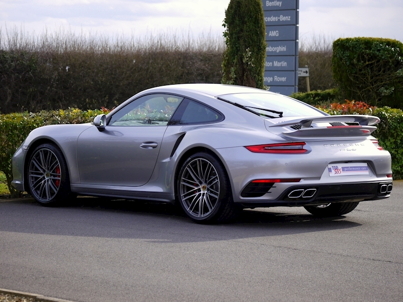 Porsche 911 (991.2) Turbo 3.8 Coupe PDK - Large 8