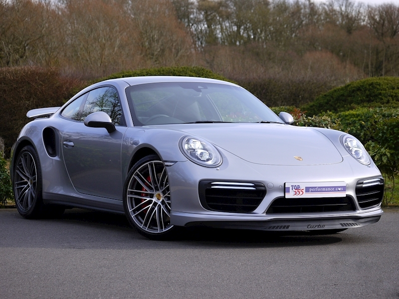 Porsche 911 (991.2) Turbo 3.8 Coupe PDK - Large 20