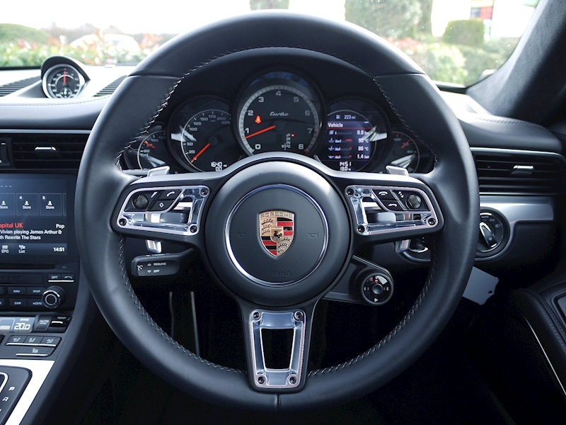 Porsche 911 (991.2) Turbo 3.8 Coupe PDK - Large 23