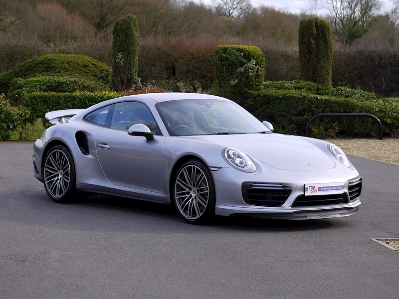 Porsche 911 (991.2) Turbo 3.8 Coupe PDK - Large 28