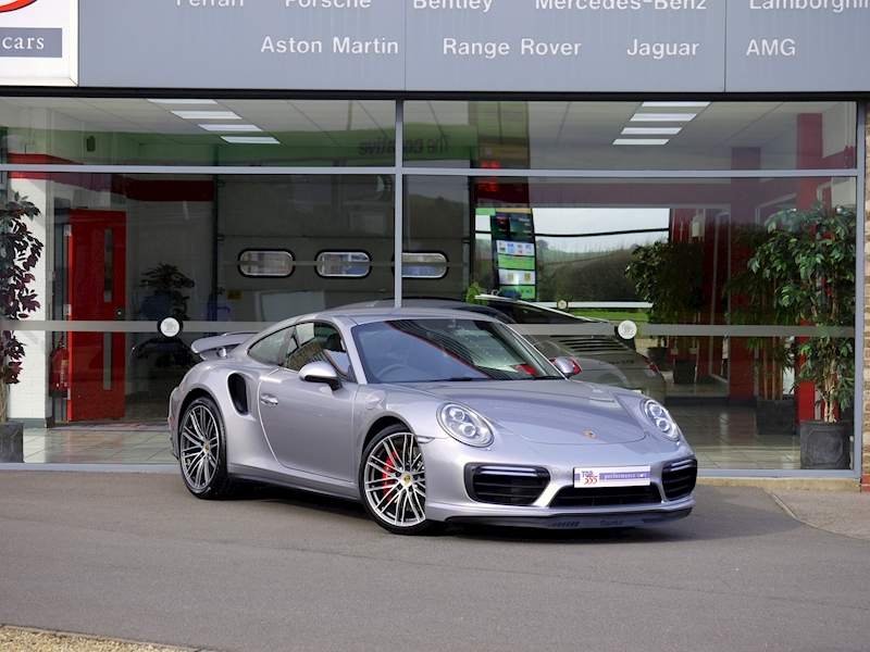 Porsche 911 (991.2) Turbo 3.8 Coupe PDK - Large 31