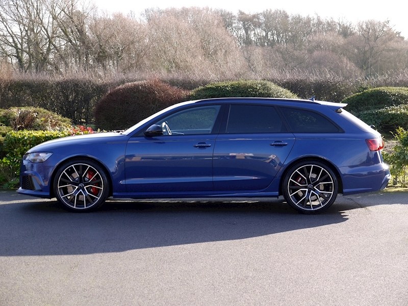 Audi RS6 PERFORMANCE 4.0 TFSI QUATTRO - Large 4