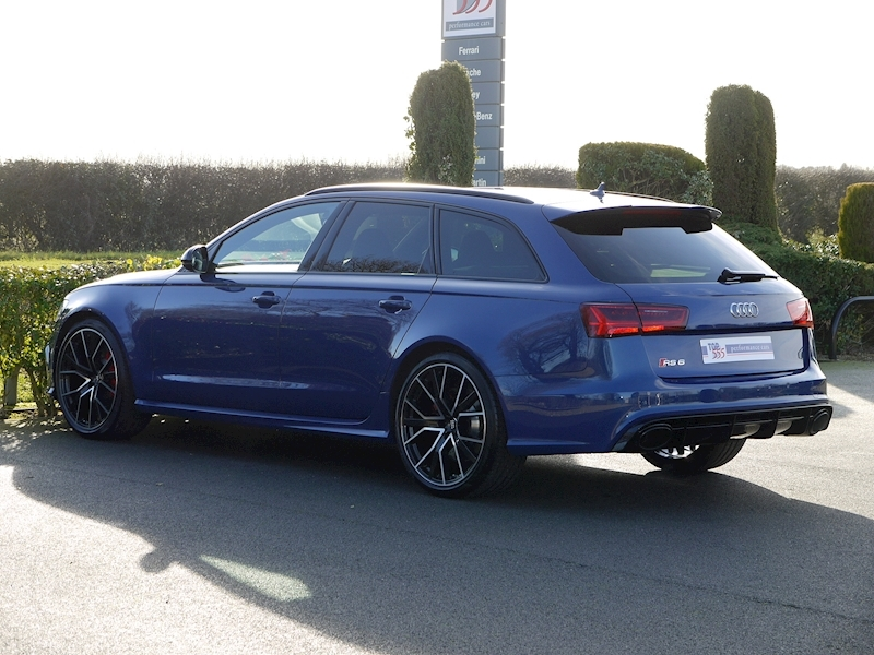 Audi RS6 PERFORMANCE 4.0 TFSI QUATTRO - Large 13